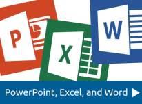 PowerPointExcelWord