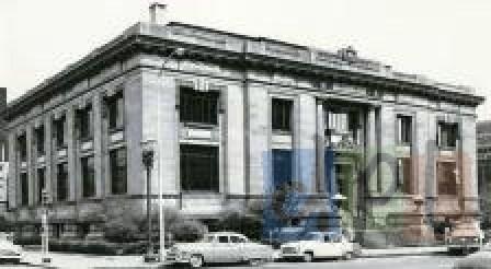 Carnegie Building, 1954