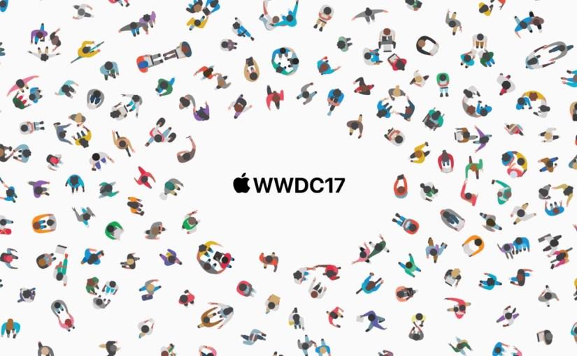 Conferința Apple WWDC 2017