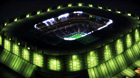 Arena Pernambuco. Crédito: game Fifa World Cup 2014/EA Sports