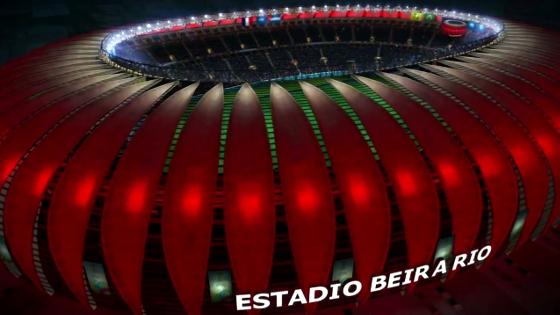 Beira-Rio. Foto: Crédito: game Fifa World Cup 2014/EA Sports