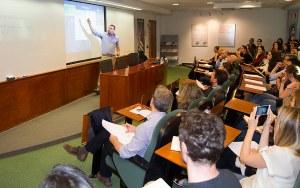 Jordi Roig explicó cómo aplicando un modelo de HR Analytics se pueden cambiar los procesos en una compañía y mejorar la eficiencia.