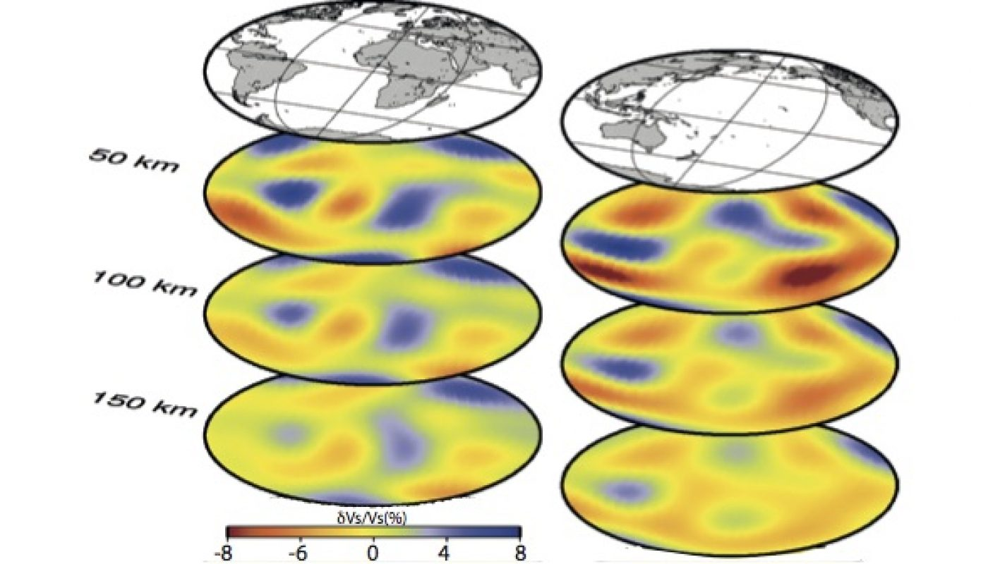 hight resolution of paper of the month mapping the upper mantle