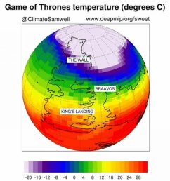 geosciences column climate modelling the world of game of thrones [ 1400 x 800 Pixel ]