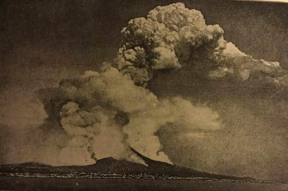 medium resolution of eruption of vesuvius 1872 3 frontispiece in hull 1892