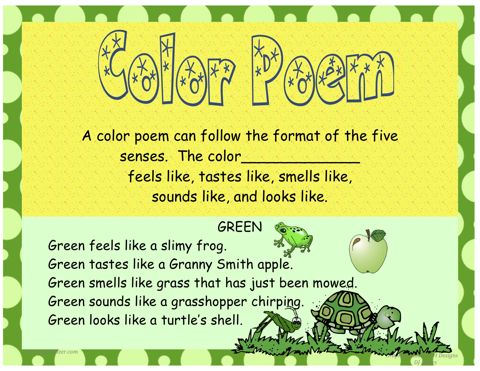 Color Poems Eett Amp Making Movies