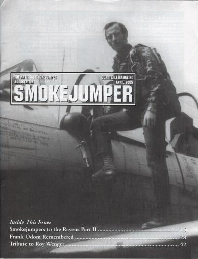 Gene Hamner - Smokejumper Magazine April 2005