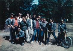 Luang Prabang's Laotion Flight Team - Courtesy of Craig Bradford