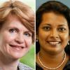 Meredith Hawkins. M.D., and Anita Raja, Ph.D.