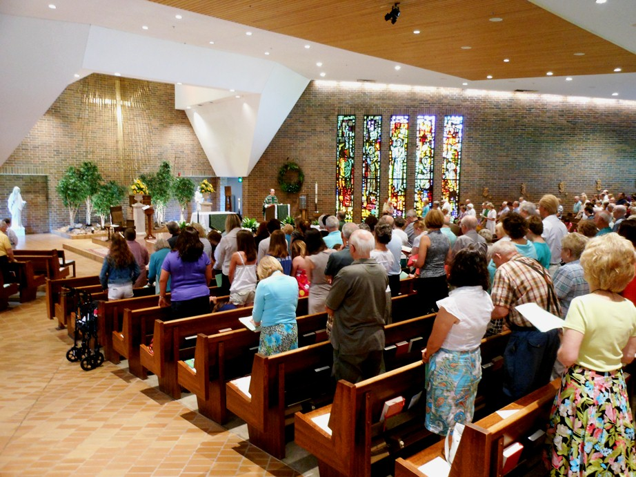 ELCA Worship  Blog Archive The Liturgical Assembly as the Embodied Presence of Christ in the
