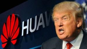 Resultado de imagen para trump vs huawei