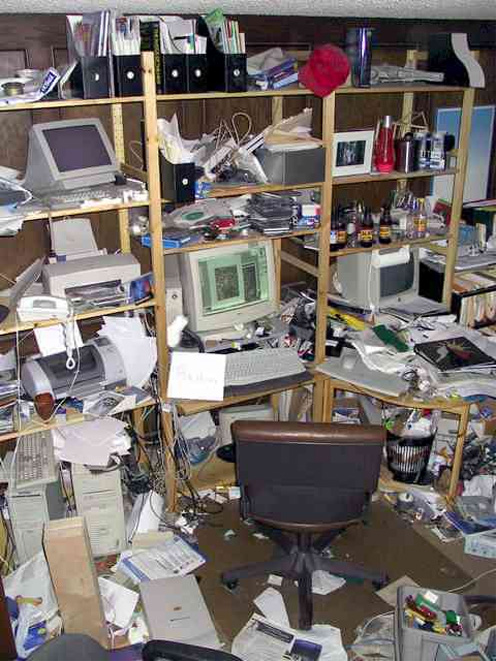 Resultado de imagen de caos informatico