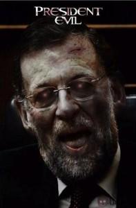 Mariano Rajoy, Luís Barcenas, Els bastards, Gobern