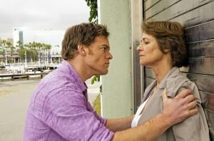 Dexter, Showtime, serie, els bastards, Charlotte Rampling, Morgan, Debra, Michael C Hall, cinema
