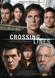 crossing lines, els bastards, donald shuterland, series, cinema