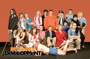 Arrested Development cover