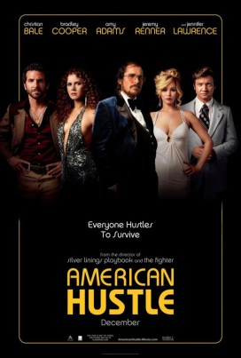 La gran estafa americana, American  Hustle, Christian Bale, Amy Adams, Bradley Cooper, Jennifer Lawrence, David Russell, Els bastards