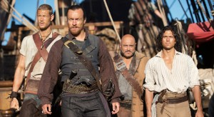 Black sails, Els bastards, Pirates, Michael Bay, Barbanegra, Spartacus, Starz, Neil Marshall