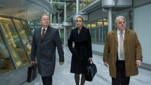 El hombre mas buscada, John le carre, Philip Seymour Hoffman, Els bastards, A most wanted man