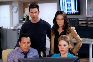 Stalker (Serie de TV) - Maggie Q, Dylan McDermott, Mariana Klaveno, Victor Rasuk