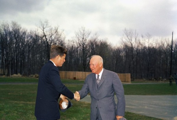 Kennedy-Presidente-General-Dwight-Eisenhower_MILIMA20131118_0832_3