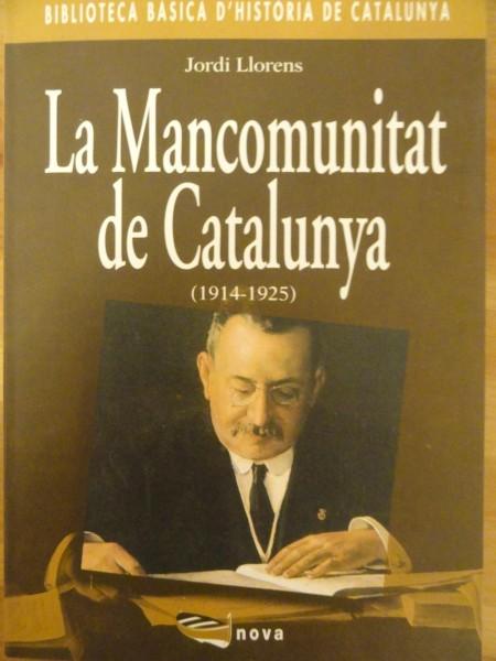 Mancomunitat-de-Catalunya