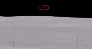 OVNI Apolo 15