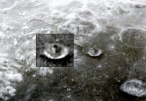 ¿Construcción en el lado oscuro de la luna?