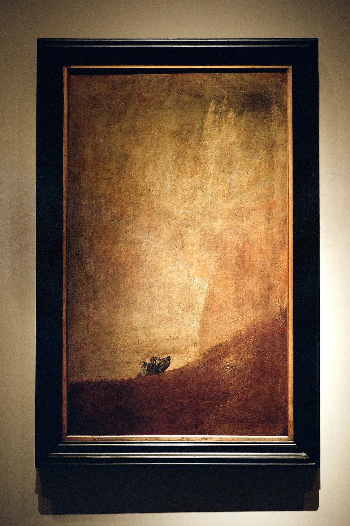El perro de Goya  Blogs El Tiempo