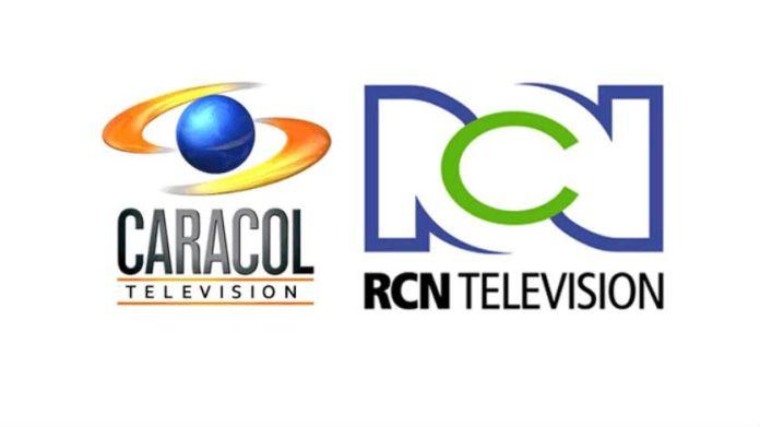 Resultado de imagen para Fotos de Caracol y RCN TV