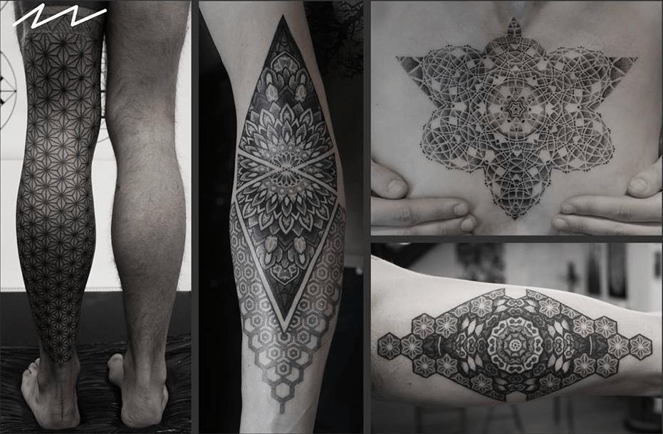 Del Arte A Los Tatuajes 5 Tatuadores Fuera De Lo Común Blogs El
