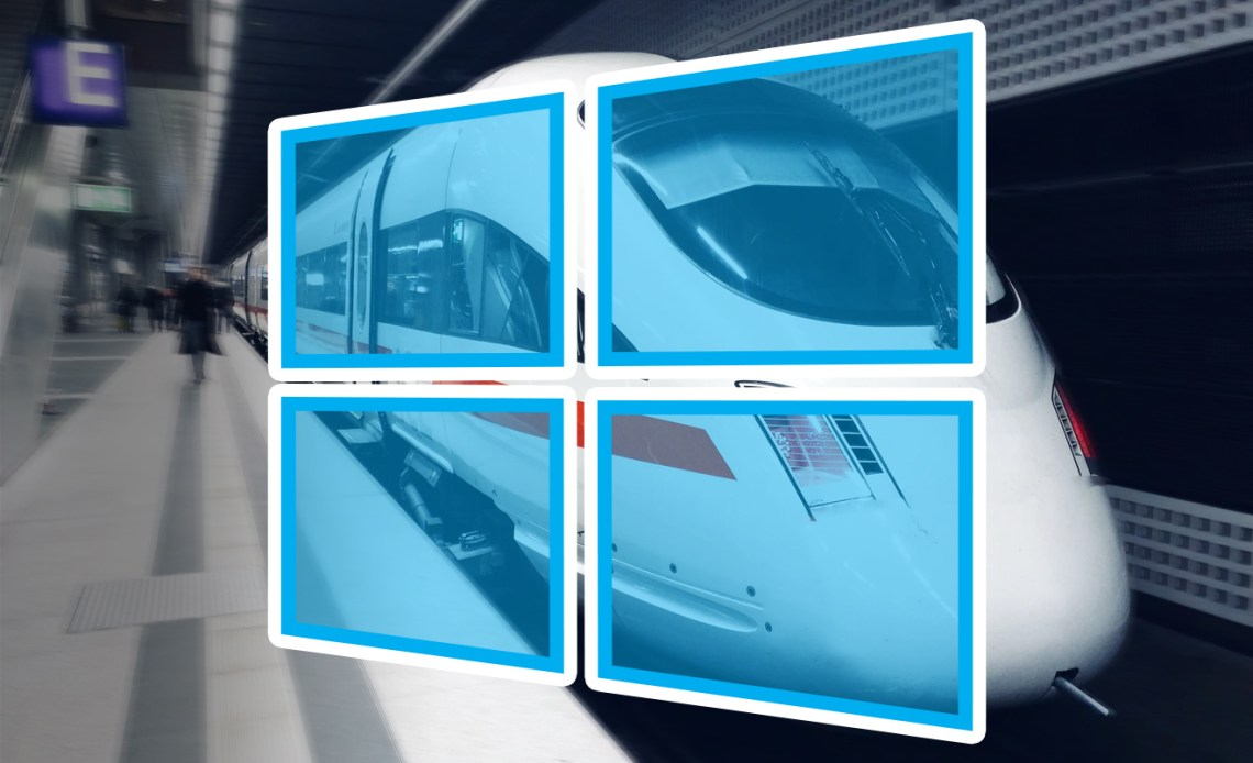 The Windows 10 train has left the station