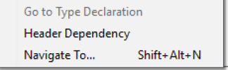 FindHeaderDependencies