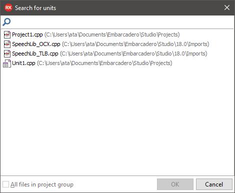SpeakingAPI Files