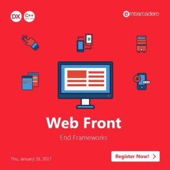 Web Front End Frameworks