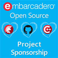 Embarcadero Open Source Project Sponsorship