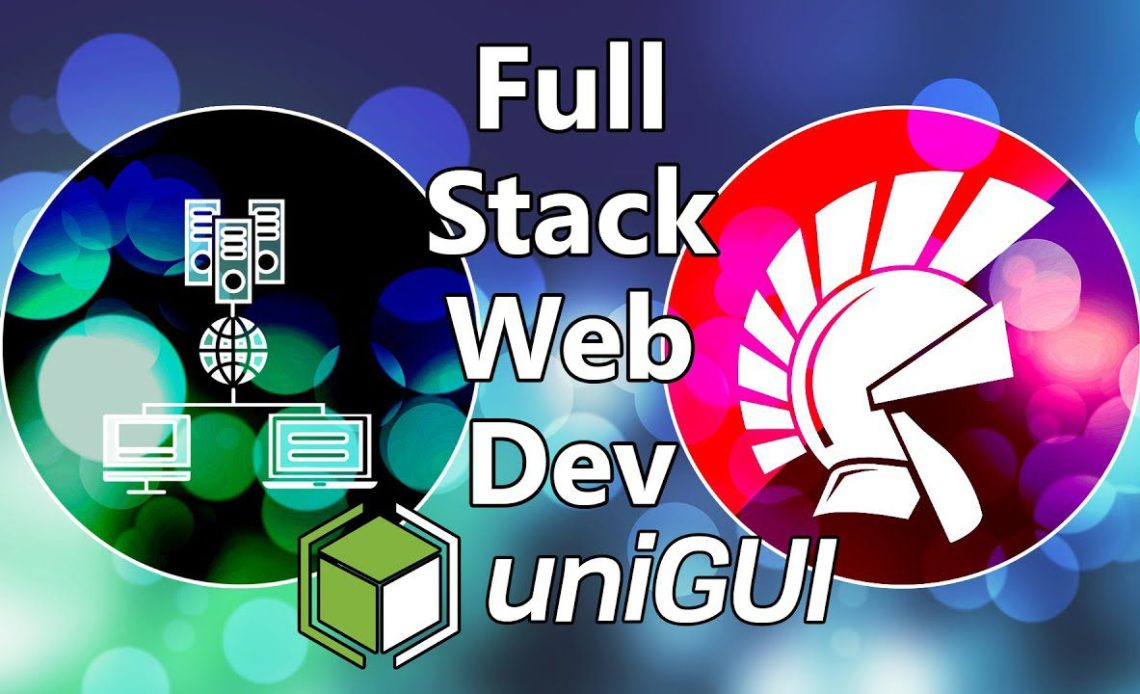 full-stack-web-development-with-unigui-for-delphi-video