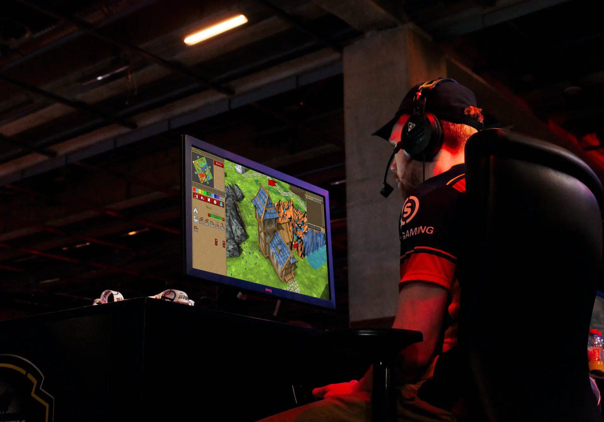 Impressive Cross-Platform Real Time Strategy Game Is Built In Delphi