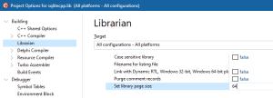 tlib page size