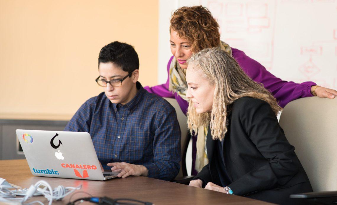 developers learning together