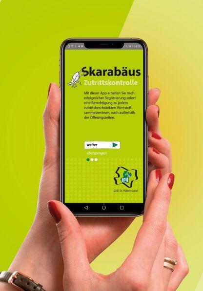How To Achieve Productive Server Side Development Skarabäus screenshot