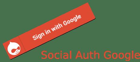 Social Auth Google