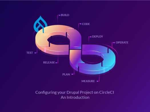 Drupal Project on CircleCI