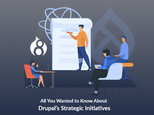 Drupal Strategic Initiatives