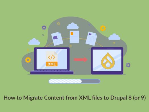 XML to Drupal Migration