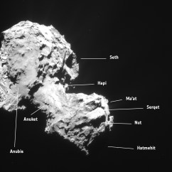 Parts Of A Comet Diagram Speaker Wiring Parallel Cometwatch 6 March  Hours Later Rosetta