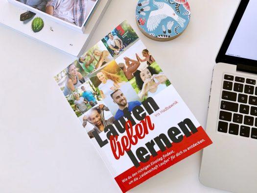 Cover des Buches Laufen lieben lernen, von Iris Hadbawnik