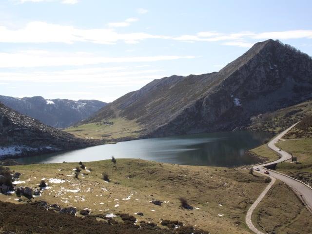 Lago y Porra