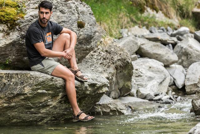 mejores sandalias de trekking