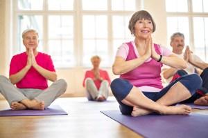 Ativididades como o Yoga revertem o estresse no ADN